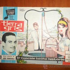 Giornalini: CLARO DE LUNA Nº 176 IBERO MUNDIAL ORIGINAL JOSE GUARDIOLA. Lote 37044410