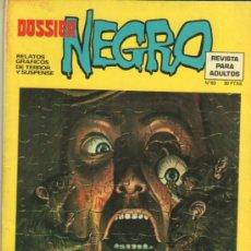 Tebeos: DOSSIER NEGRO Nº 63 - 1974 - ESTEBAN MAROTO, ETC.. Lote 38671428