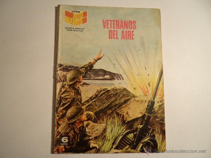 ALTO MANDO. Nº 5. IBERO MUNDIAL (Tebeos y Comics - Ibero Mundial)