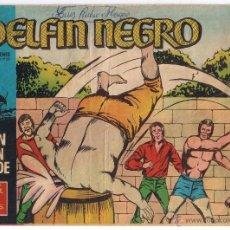 Tebeos: EL DELFIN NEGRO. NUMERO 9. EL FIN DE UN COBARDE. IBERO MUNDIAL . Lote 41522361