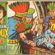 Tebeos: TEBEOS-COMICS CANDY - PEQUEÑO SIOUX - Nº 10 - 1962 - CLAUDIO TINOCO *AA98. Lote 208460486