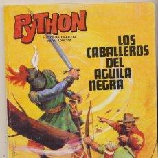 Giornalini: PYTHON Nº 3. IBERO MUNDIAL. TACO 25 PTAS - 128 PÁGINAS.. Lote 44102431