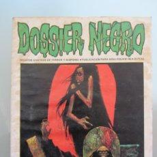 Tebeos: DOSSIER NEGRO Nº 40. IBERO MUNDIAL. SEPTIEMBRE 1972. Lote 46743124