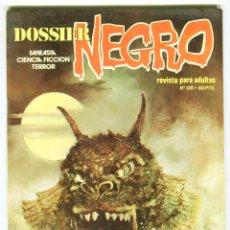 Livros de Banda Desenhada: DOSSIER NEGRO Nº 126 AÑO 1970 MUY BUEN ESTADO. Lote 47489360
