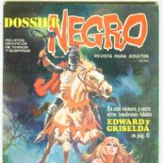 Livros de Banda Desenhada: DOSSIER NEGRO Nº 122 AÑO 1970 BUEN ESTADO. Lote 47489406