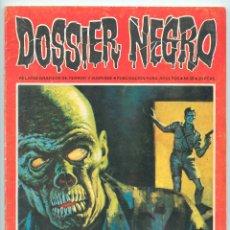 Tebeos: DOSSIER NEGRO - Nº 36 - IBERO MUNDIAL - MAYO 1972. Lote 47665554
