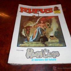 Tebeos: RUFUS Nº 13 1974, 68 PGS. BRUCE JONES, ESTEBAN MAROTO, VICENTE ALCAZAR, BILL BLAK ETC. BE.. Lote 48630961