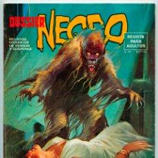 Tebeos: DOSSIER NEGRO - Nº 79 - IBERO MUNDIAL - DICIEMBRE 1975. Lote 49141872