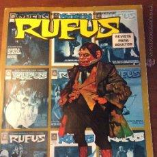 Tebeos: RUFUS, EXTRA DE PRIMAVERA 1974. Lote 49853964