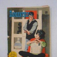 Tebeos: SELECCIÓN ROMÁNTICA - Nº 75, REVISTA JUVENIL FEMENINA - EDICIONES IBERO MUNDIAL 1961. TDKP11. Lote 49922087