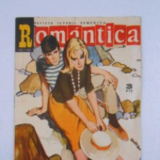 Tebeos: SELECCIÓN ROMÁNTICA - Nº 195, REVISTA JUVENIL FEMENINA - EDICIONES IBERO MUNDIAL 1961. TDKP11. Lote 49927847