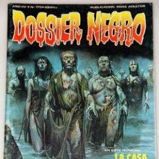 Tebeos: DOSSIER NEGRO, AÑO XV, Nº 173. Lote 49965468