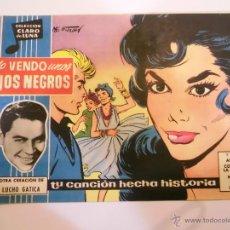Tebeos: CLARO DE LUNA - NUM 43 - IBERO MUNDIAL - AÑOS 50 60. Lote 52661212