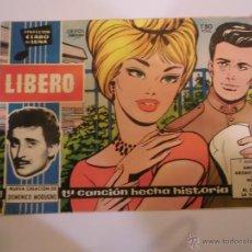 Tebeos: CLARO DE LUNA - NUM 39 - IBERO MUNDIAL - AÑOS 50 60. Lote 52661488