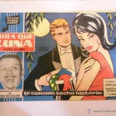 Tebeos: CLARO DE LUNA - NUM 44 - IBERO MUNDIAL - AÑOS 50 60. Lote 52661499