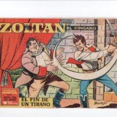 Tebeos: ZOLTAN LOTE DE 14 EJ. IBERO MUNDIAL 1962 (NºS 8-10-11-12-14-16-19-20-27-31-34-38-40 Y 48).. Lote 55158983