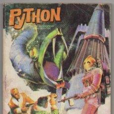 Tebeos: PYTHON Nº 4 (IBEROMUNDIAL 1969). Lote 56329894