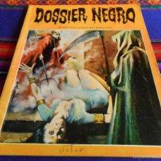 Tebeos: DOSSIER NEGRO Nº 28. IBERO MUNDIAL DE EDICIONES 1971. 25 PTS. DIFÍCIL.. Lote 56613339