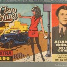 Tebeos: TEBEOS-COMICS GOYO - CLARO DE LUNA - Nº 400 - EXTRA - 1959 - DIFICIL *AA99. Lote 57493358