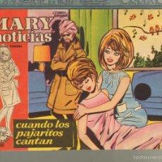 Tebeos: TEBEOS-COMICS GOYO - MARY NOTICIAS - Nº 63 - IBERMUNDIAL - 1962 - DIFICIL *AA99. Lote 141710940
