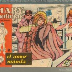 Tebeos: TEBEOS-COMICS GOYO - MARY NOTICIAS - Nº 85 - IBERMUNDIAL - 1962 - DIFICIL *AA99. Lote 57497698