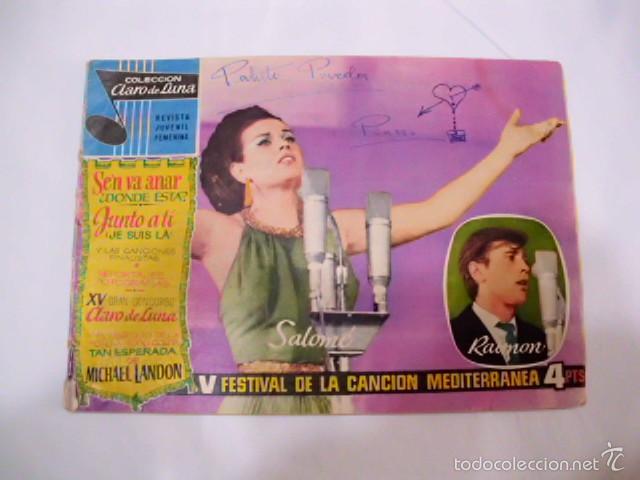 Tebeos: LOTE DE ONCE TEBEOS, COLECCIÓN CLARO DE LUNA - AÑOS 59 -65, CON LAS LETRAS DE LAS CANCIONES DE ÉXITO - Foto 2 - 57693275