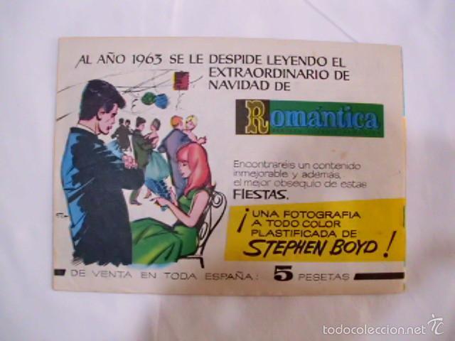 Tebeos: LOTE DE ONCE TEBEOS, COLECCIÓN CLARO DE LUNA - AÑOS 59 -65, CON LAS LETRAS DE LAS CANCIONES DE ÉXITO - Foto 13 - 57693275