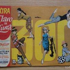 CLARO DE LUNA Extra nº 300 LOS BEATLES en España THE BEATLES 1965