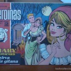 Tebeos: COLECCION HEROINAS. MARY NOTICIAS. Nº 183.. Lote 58217346