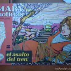 Tebeos: COLECCION HEROINAS. MARY NOTICIAS. Nº 136.. Lote 58217439