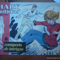 Tebeos: COLECCION HEROINAS. MARY NOTICIAS. Nº 114.. Lote 58217471