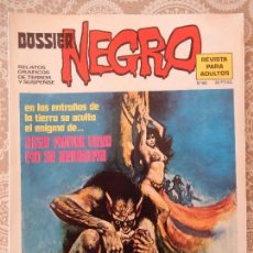 Tebeos: DOSSIER NEGRO Nº60. Lote 58562008
