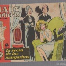 Tebeos: TEBEO MARY NOTICIAS. Nº 113. LA SECTA DE LAS MARGARITAS.. Lote 59812872