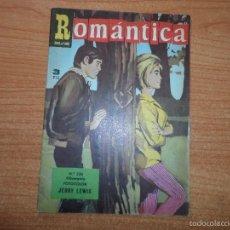 Giornalini: ROMÁNTICA Nº 236 EDICIONES IBERO MUNDIAL 1961. Lote 61705944