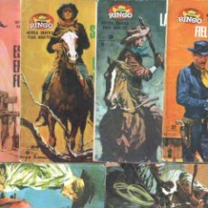 Tebeos: RINGO ORIGINAL - IBERO MUNDIAL 1965 - LOTE DE 17 NºS - 2,3,4,5,6,8,17,24,25,27,28,29,30,32,35,37,39. Lote 64417391