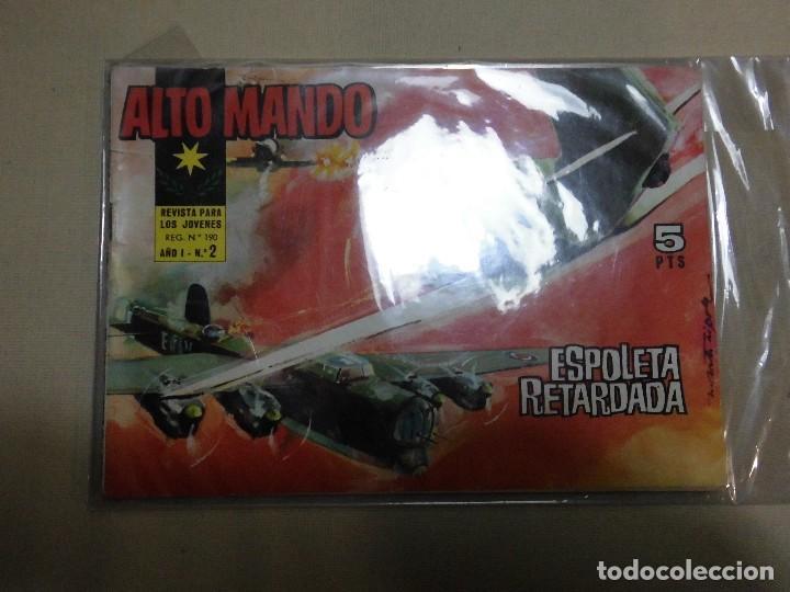 ALTO MANDO Nº 2 IBERO MUNDIAL (Tebeos y Comics - Ibero Mundial)