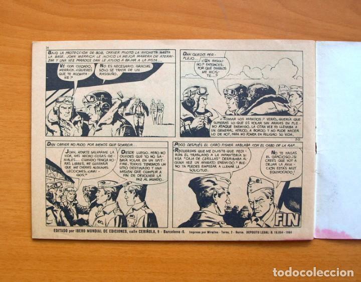 Tebeos: Alto Mando nº 30 Espias del aire - Ibero Mundial de Ediciones 1964 - Foto 4 - 72741335