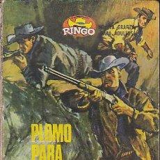 Tebeos: COMIC COLECCION RINGO Nº 18 IBERO MUNDIAL . Lote 75228447