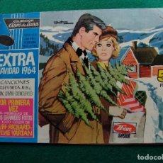 Tebeos: CLARO DE LUNA EXTRA NAVIDAD 1964. Lote 77869473
