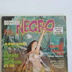 Tebeos: DOSSIER NEGRO Nº70/EDGAR ALAN POE/RELATOS GRAFICOS DE TERROR.. Lote 80111925