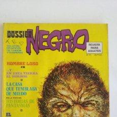 Tebeos: DOSSIER NEGRO Nº71/EDGAR ALAN POE/RELATOS GRAFICOS DE TERROR.. Lote 80112009