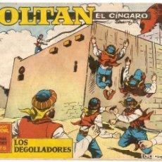 Tebeos: ZOLTAN EL CINGARO Nº 51 - ORIGINAL- LEER. Lote 86096040