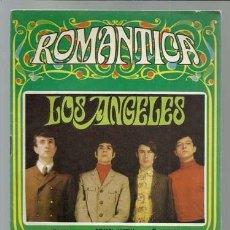Tebeos: ROMANTICA 344, 1968, MUY BUEN ESTADO. POSTER LUIS EDUARDO AUTE. Lote 86795892