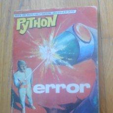 Tebeos: PYTHON, ERROR, AÑO II. Lote 95738551