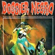 Tebeos: DOSSIER NEGRO Nº 43 - IBEROMUNDIAL - DICIEMBRE 1972. Lote 95762731