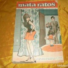Tebeos: REVISTA MATA RATOS. Nº 94 . 3 DE MARZO 1967. AÑO III .. Lote 98501679