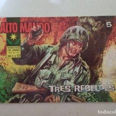 Tebeos: ALTO MANDO. Nº 37. IBERO MUNDIAL.. Lote 102528463