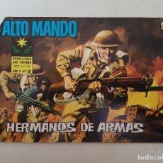 Tebeos: ALTO MANDO. Nº 26. IBERO MUNDIAL.. Lote 102538087