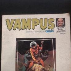 Tebeos: VAMPUS EXTRA CIENCIA FICCIÓN. Lote 105927368