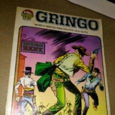 Tebeos: RINGO LEY GRINGO NÚMERO 9. Lote 109393747
